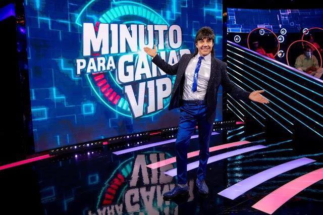 """""""Minuto para ganar V.I.P."""" estrena el domingo por las estrellas."""