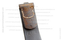Prussian belt with B.A.X marking