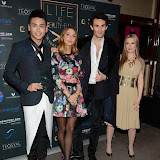 OIC - ENTSIMAGES.COM - Sophie Hermann and Mark-Francis Vandelli at the Life is Beauty-Full - UK film premiere  London 28th January 2015 Photo Mobis Photos/OIC 0203 174 1069