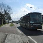 Vanhool van Brouwer's tours bus 135