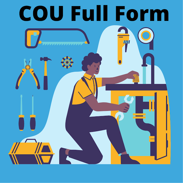COU Full Form