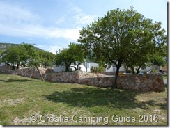 Croatia Camping Guide -Camping Sibinj Mobile Homes