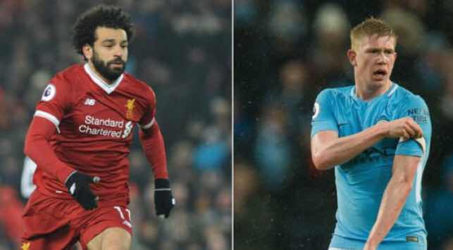 Manchester City - Liverpool, great English encounter