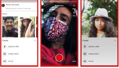 YouTube Unveils TikTok Competitor 'Shorts Launching In Beta This Week, top tiktok competitor, social media news, sd news blog, Nigerian bloggers, Abuja bloggers, shugasdiary,