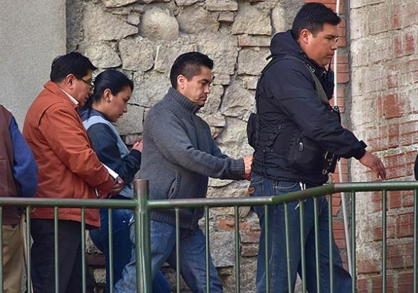 Justicia en Bolivia