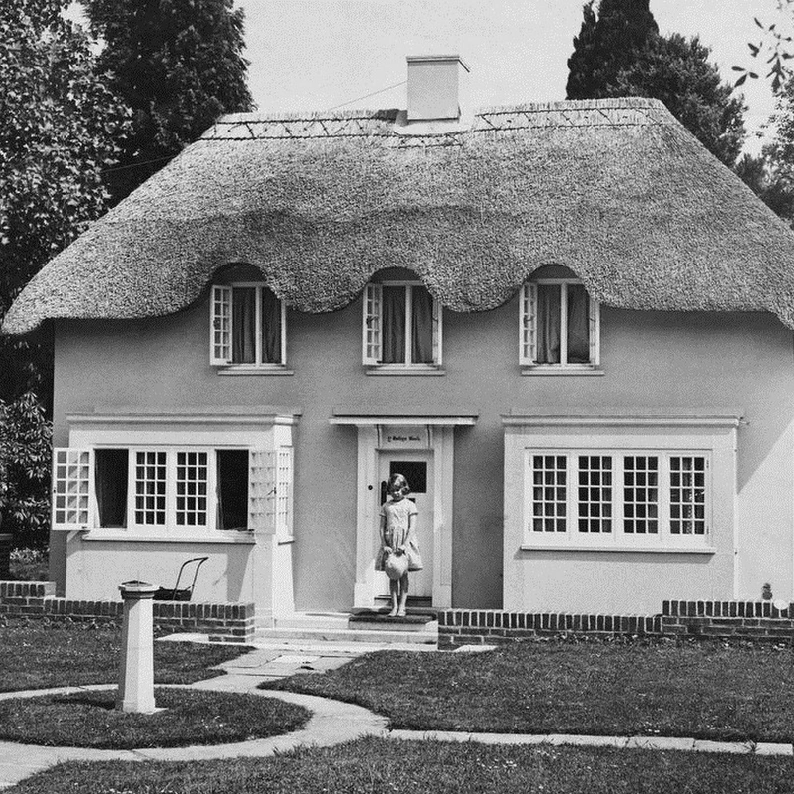 Queen Elizabeth's Childhood Playhouse
