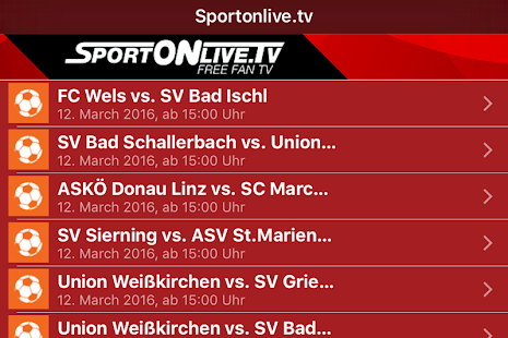 sportonlive.tv- screenshot thumbnail