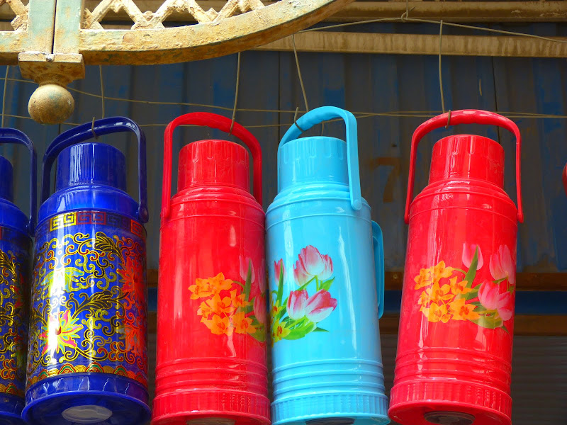 XINJIANG . Kasghar, le Grand Bazar - P1280407.JPG