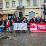 Dzień bez futra Warszawa 24.11.2013