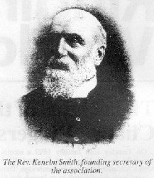 Revd Kenelm Smith