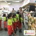 Field trip to Super Market (SR.KG) 8-9-2017