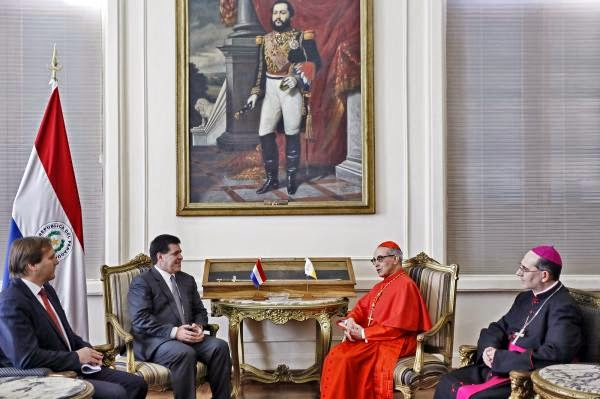 Vatican visitation investigates sexual abuse and embezzlement in Paraguay