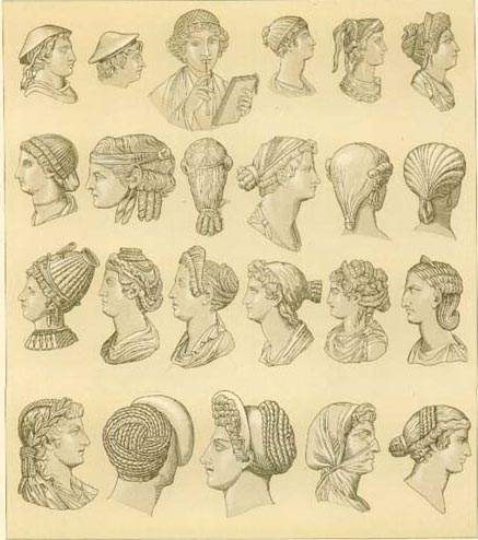 Cheap Car Insurance For Teens >> Bluendi: Ancient Egyptian Hairstyles