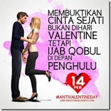 Laporan Diskusi tentang Bolehkah Remaja Muslim Merayakan Hari Valentine