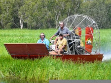 Nice day for an Airboat tour?