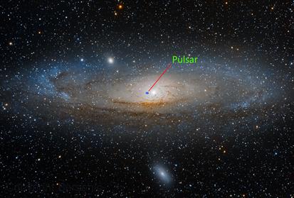 Galáxia de Andrômeda