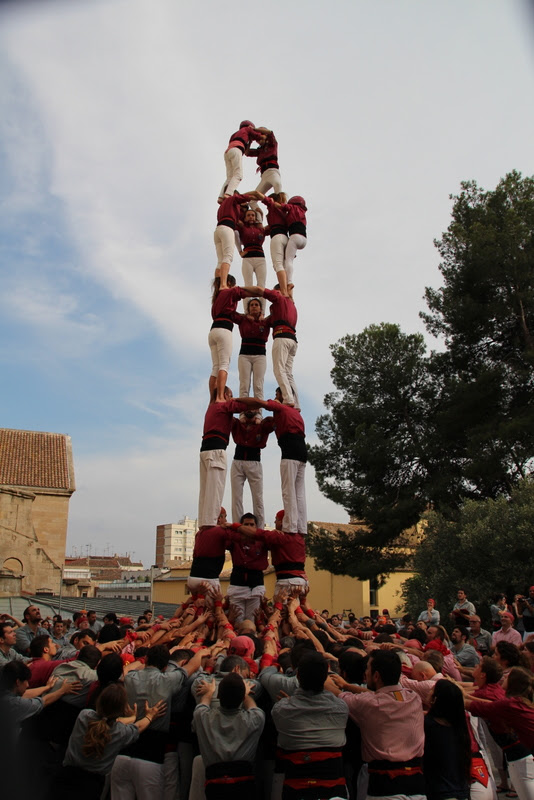 Actuació Festa Major Castellers de Lleida 13-06-15 - IMG_2056.JPG