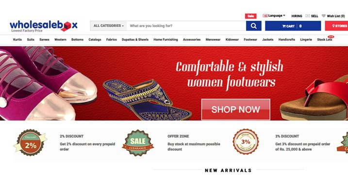 wholesalebox-opencart-website
