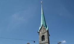 Fraumunster kirche
