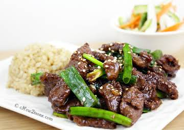 Takeout at Home: Mongolian Beef