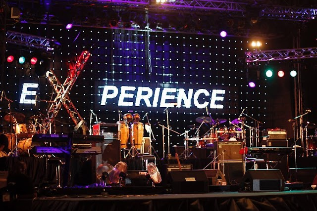 [WATCH]: The Experience '13 - Live Stream