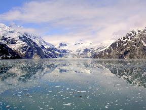 John Hopkins Bay, Alaska