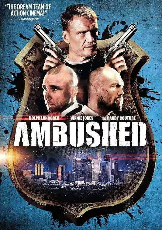 Poster Of English Movie Ambushed (2013) Free Download Full New Hollywood Movie Watch Online At Alldownloads4u.Com