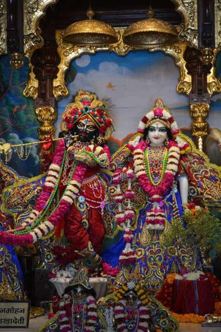 ISKCON Ujjain Deity Darshan 22 Dec 2015 (21)