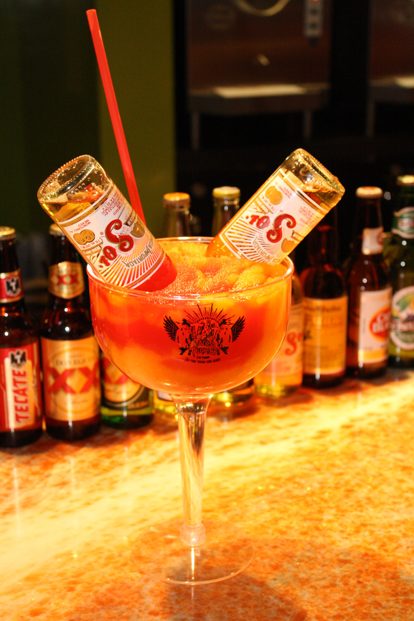 ... the Ultimate! Get Your Chonga on with T&T's Newest Margarita