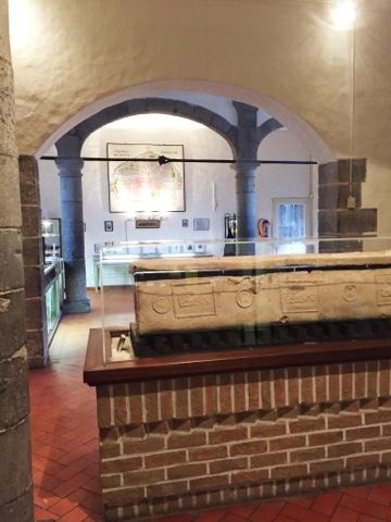 Archéologique Tournai