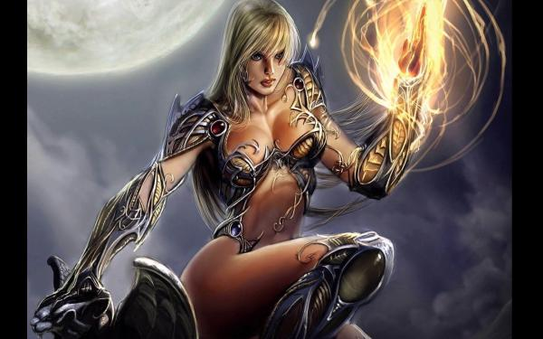 Dead Witch Of Wizdom, Sorceress 2