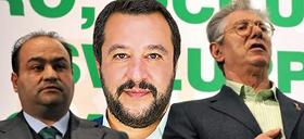 Belsito Salvini Bossi
