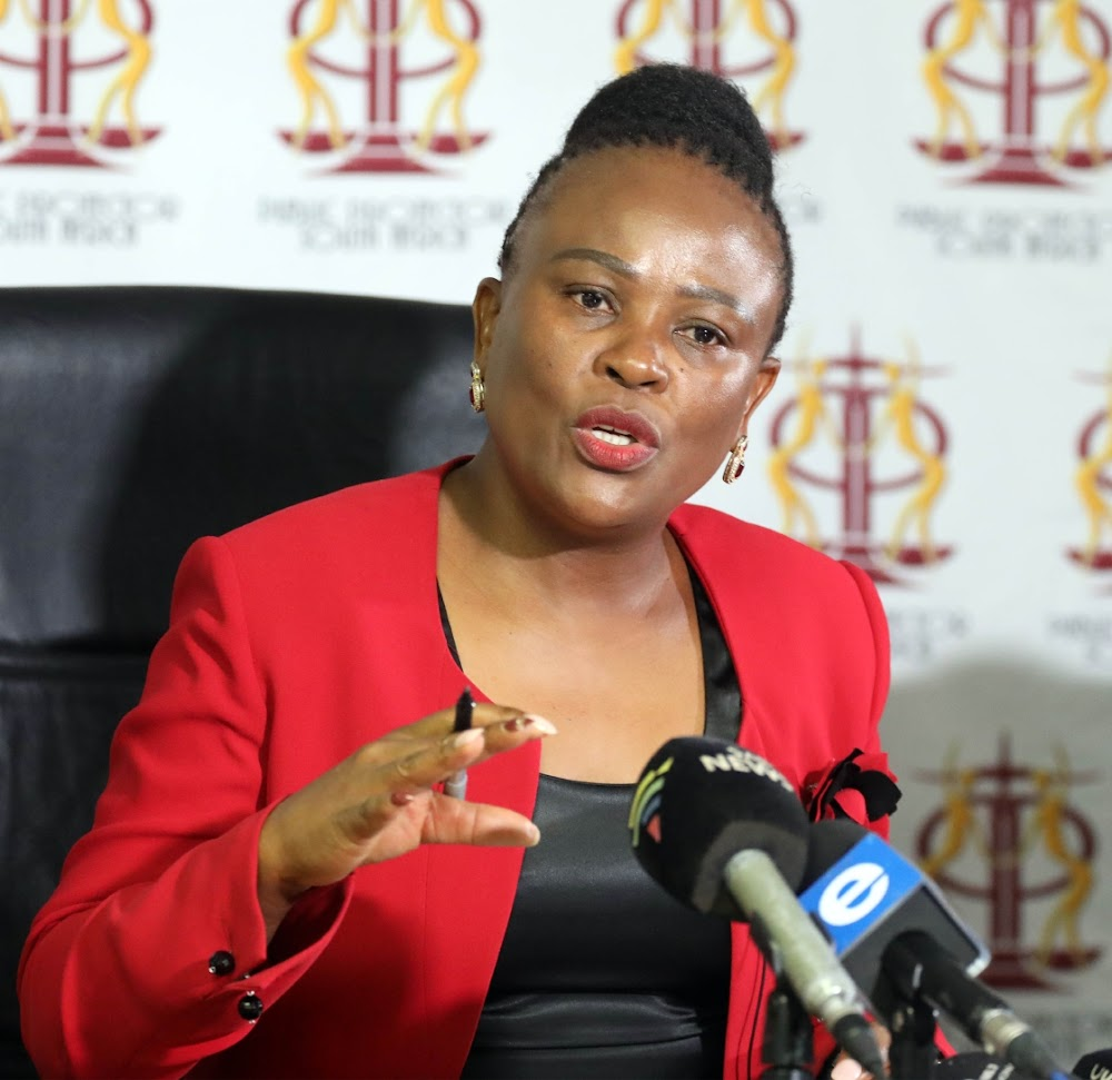 Court is unmoved by Busisiwe Mkhwebane's apartheid comparison - Business Day