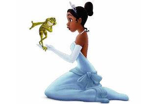 A Princesa e o Sapo Princesa-sapo1