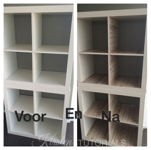 expedit kast diy kirsten dijkstra. Black Bedroom Furniture Sets. Home Design Ideas