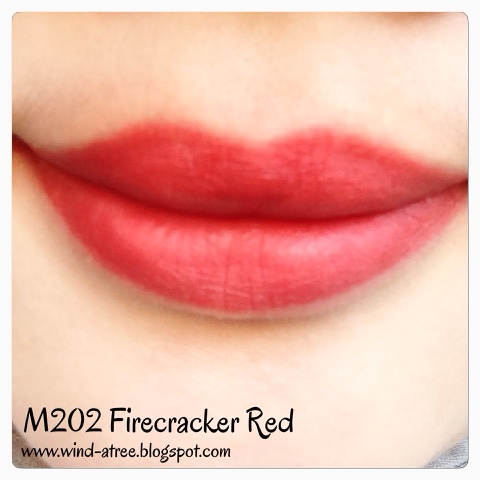 Maybelline Color Show Matte‬ Lipstick Firecracker Red