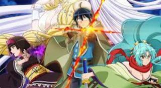 Watch Anime Tsuki ga Michibiku Isekai Douchuu Episode 10 English Subbed