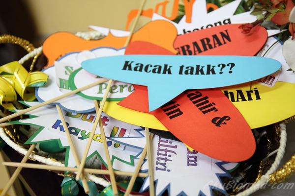 Sambutan Hari Raya 2015 pada minggu terakhir Syawal