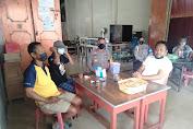 Kapolsek Donri - Donri Silaturahmi dan Perkenalkan Diri Kepada Tokoh Masyarakat