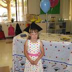 Emily's Preschool Graduation
