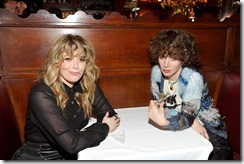 HOLLYWOOD, CA - MARCH 30:  Actor Natasha Lyonne (L) and director Miranda July attend the Coach & Rodarte celebration for their Spring 2017 Collaboration at Musso & Frank on March 30, 2017 in Hollywood, California  (Photo by Donato Sardella/Getty Images for Coach)