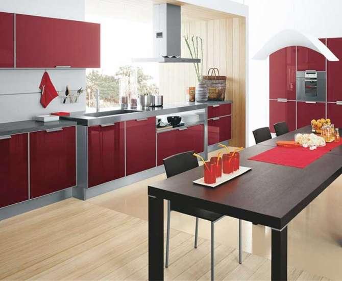 Nuevos materiales y acabados para nuestra cocina - Materiales muebles cocina ...