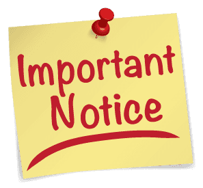UNIMAID Important Notice To Newly Admitted Students, 2017/2018