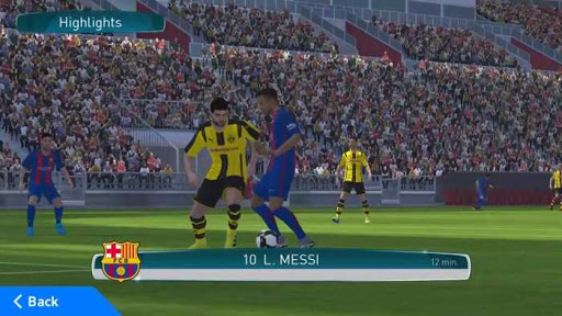 Download PES 2017 APK + OBB For Android 1