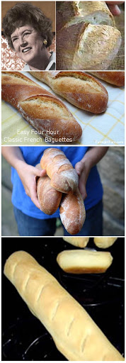 "Baguette and ""Pan de Agua"" Recipes"