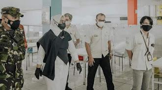 Waspada! Bupati Cellica Sebut Sudah 6.000 Karyawan Perusahaan di Karawang Telah Terpapar Virus Corona