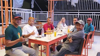RIP Aceh Utara Silaturahmi Dengan DPP SIP Aceh  di Kota Langsa