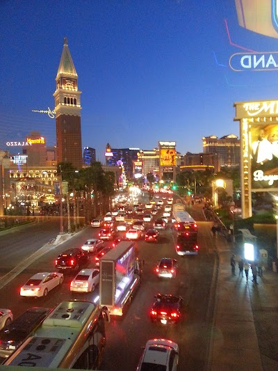 The Strip, Las Vegas, Nevada
