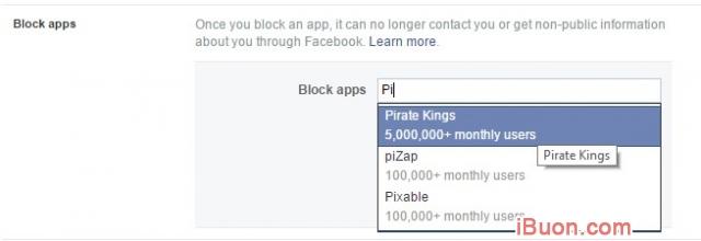 Ảnh mô phỏngChặn triệt để lời mời chơi game Pirate Kings trên Facebook - chan-loi-moi-game-pirate-kings-1