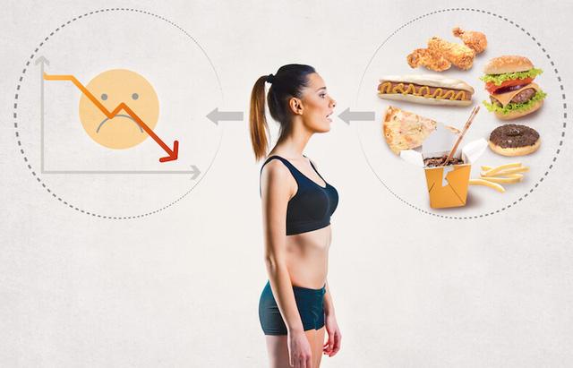 Những loại thực phẩm chứa nhiều đường sẽ khiến mức năng lượng của bạn sớm đi xuống